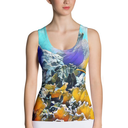 Sports Tank Top - Reef Creature Clothing