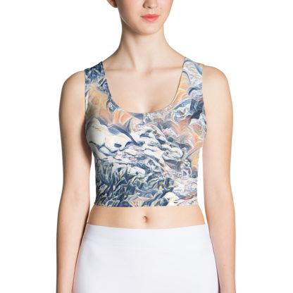 Crop Top - Reef Creature Clothing