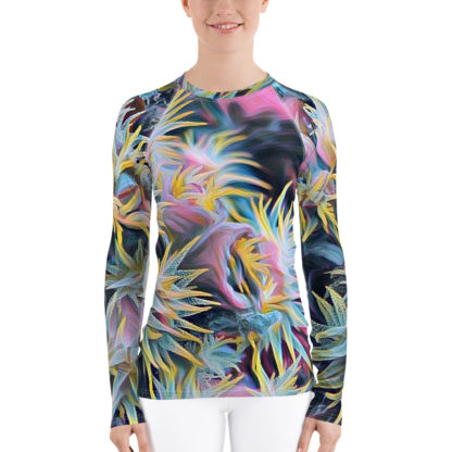 Womens Rash Guard - Reef Creature Clothing