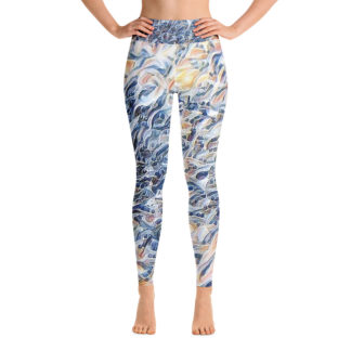 Yoga Leggings - Reef Creature Clothing