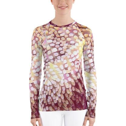 Womens Rash Guard - Reef Creature Clothing