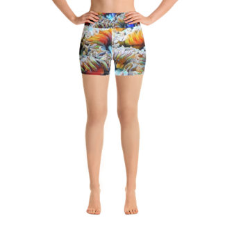 Yoga Shorts - Reef Creature Clothing