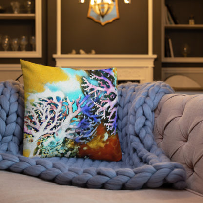 Throw Pillow - Reef Creature Clothing